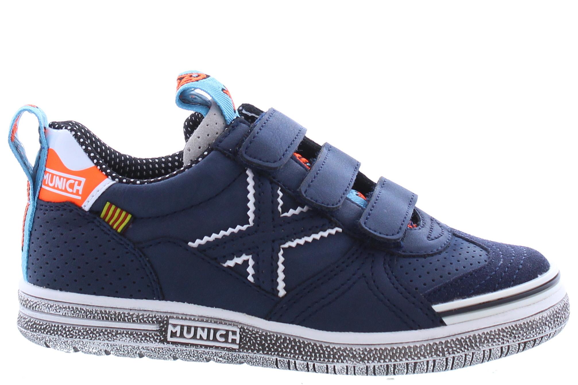 Munich 1514150 navy donkerblauw