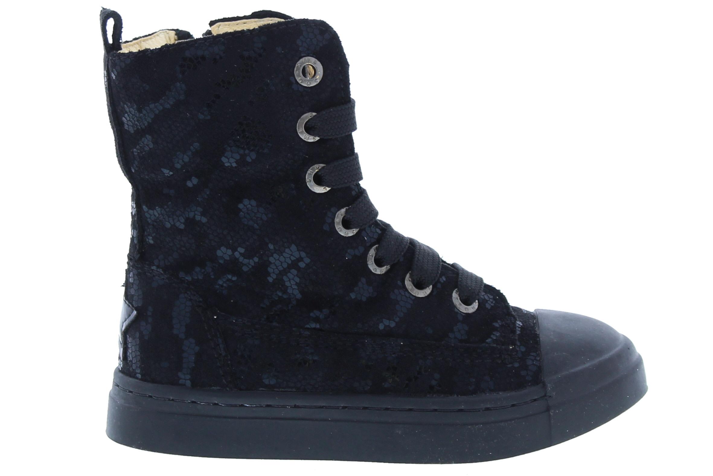ShoesMe SH20W019-E black metallic Zwart